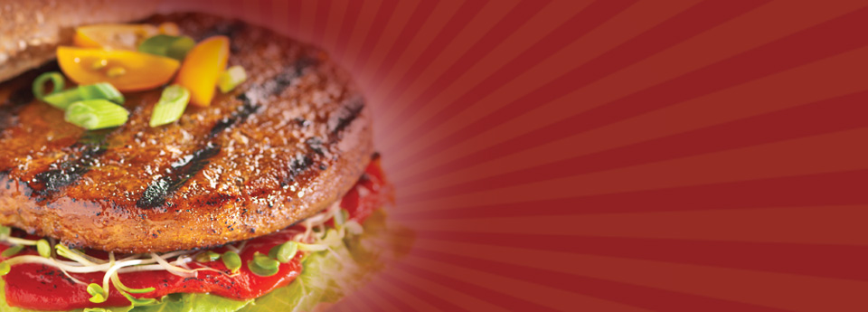 Sunshine Burger - BBQ Burger
