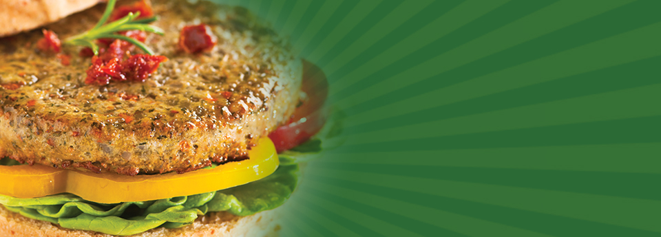 Sunshine Burger - Fabulous Flavor
