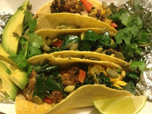 Celebrating Cinco de Mayo with Homemade Street Tacos