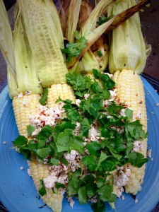 06012014 Grilled Elote