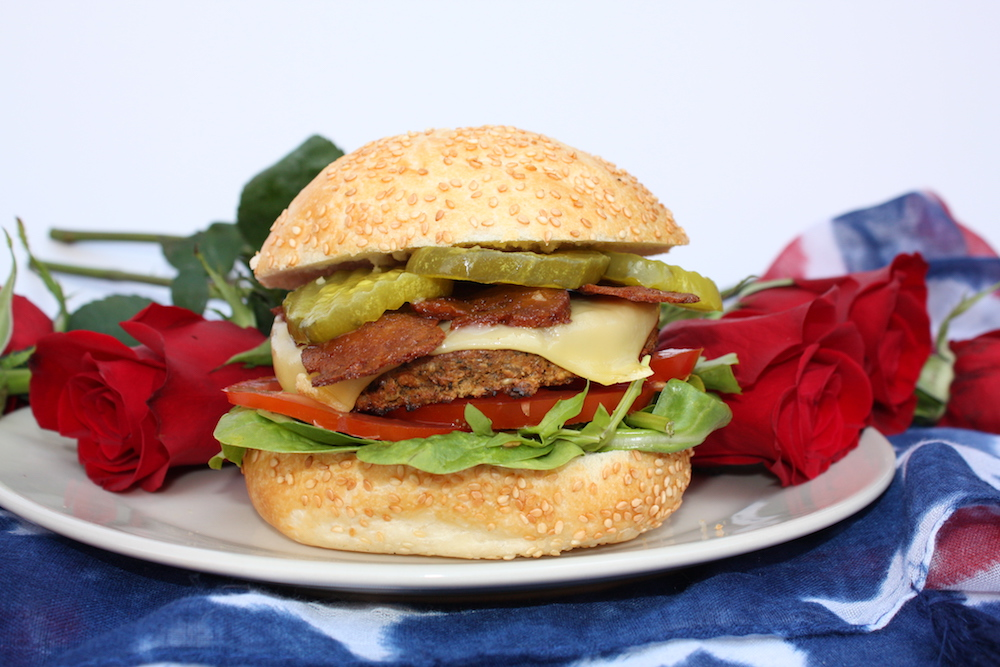 The Memorial Day Classic Burger